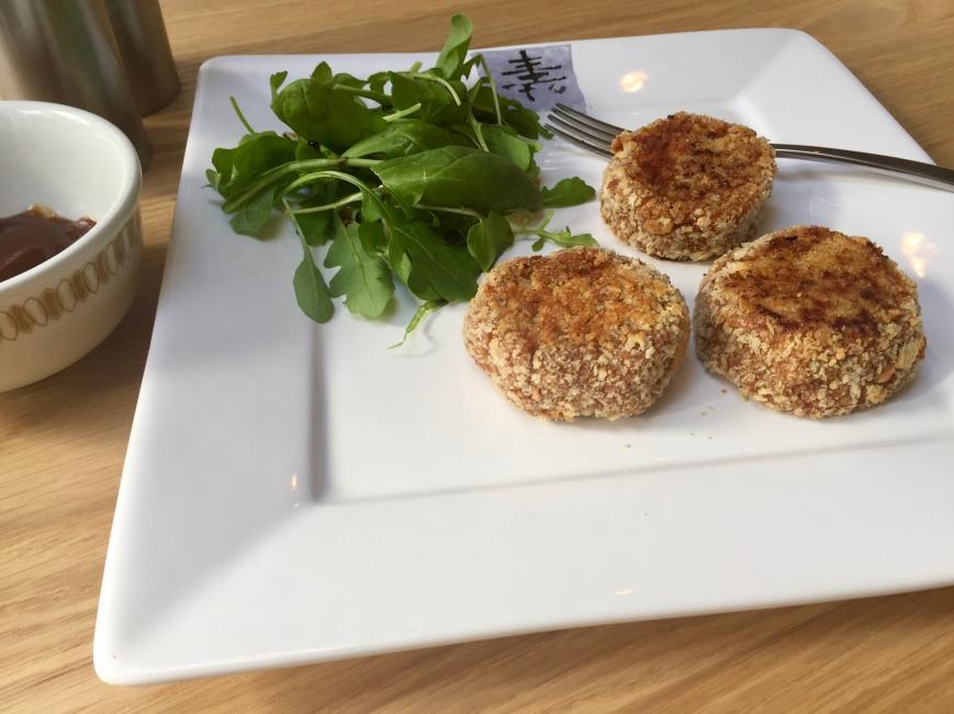 Recipe Corned Beef Rissoles