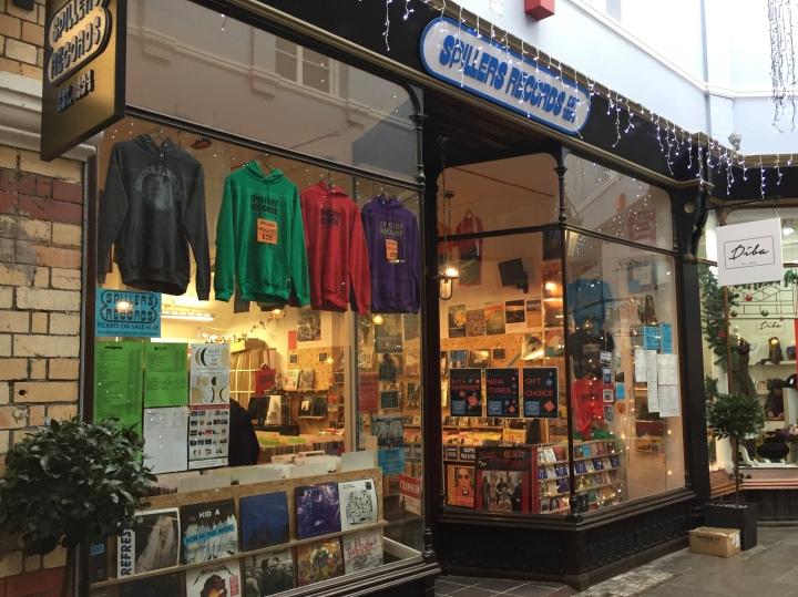 Cardiff Shopping 7