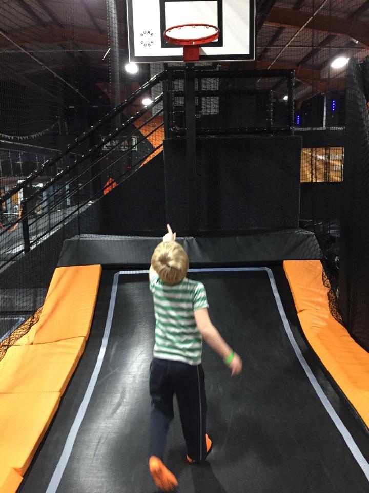 Jump Jam Bridgend 2