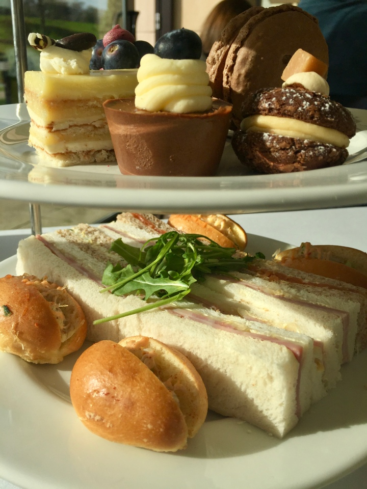 Celtic Manor Afternoon Tea 3