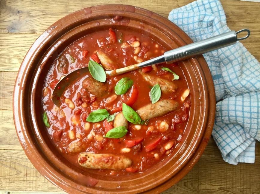 Recipe Sausage Casserole