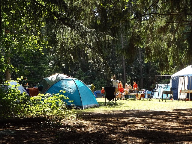 tips for camping little ones