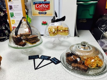 Hope Rescue Cafe Cake choice