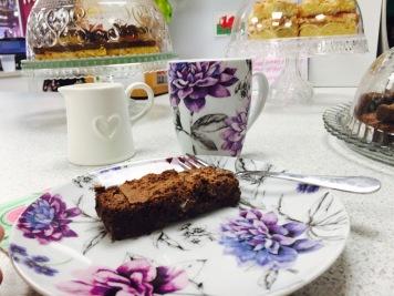 Hope Rescue Cafe Cake