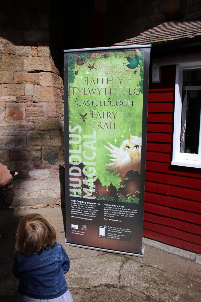 Castell Coch fairy trail
