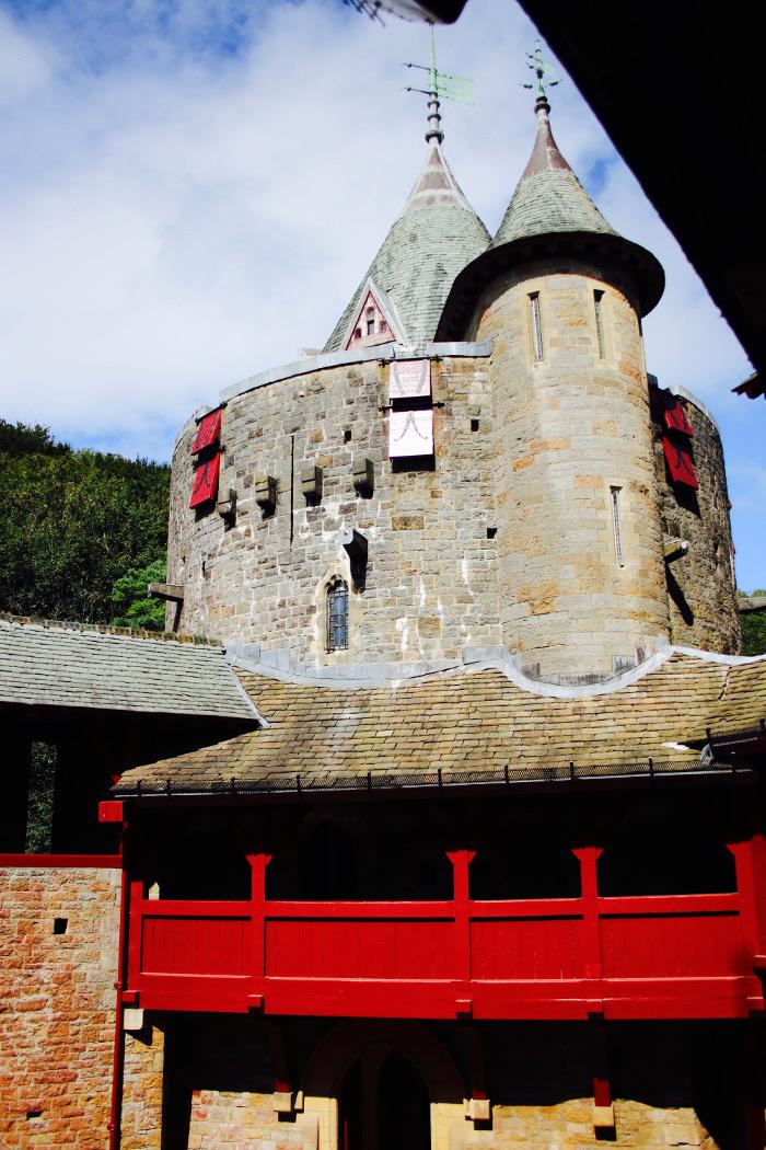 Castell Coch gallery
