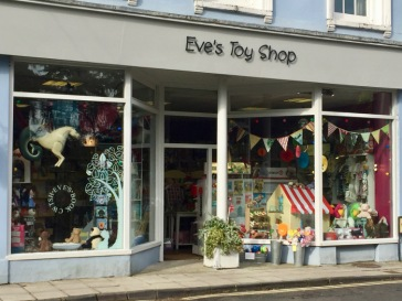 Llandeilo Eves toy shop